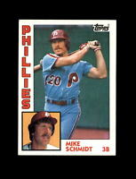 1984 Topps Baseball #700 Mike Schmidt (Phillies) NM-MT