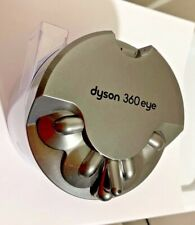 Dyson 360 eye Robot Vacuum Cleaner Cyclone Nickel Blue DUST BIN (PART)