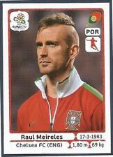 PANINI EURO 2012- #267-PORTUGAL-CHELSEA-RAUL MEIRELES