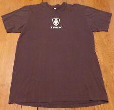 #3017-8 American Apparel TREK World Racing Logo Graphic T-Shirt XL