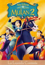PELICULA DVD MULAN 2 WALT DISNEY