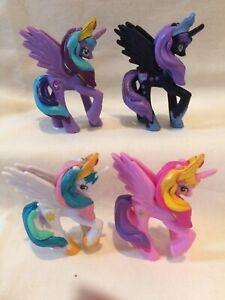 My Little Pony FiM Blind Bag Princess Luna, Cadance, Celestia, Nightmare Moon
