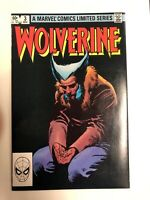 Wolverine Mini (1982) #3 NM Frank Miller