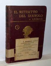 Il ritratto del Diavolo Anton Giulio Barrili Milano 1888