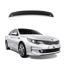 New Rear Roof Vent Rain Guard Spoiler Visor Deflector for Kia Optima 16-18