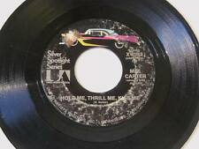 Mel Carter - Hold Me, Thrill Me, Kiss Me / (All Of A Sudden) My Heart Sings Viny