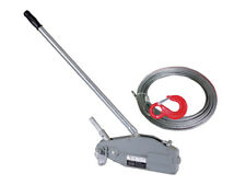 800 kg Main Treuil à Câble Treuil Palan tire-fort type 0,8 t 20 M corde Ø8, 3 mm