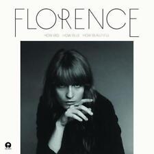 FLORENCE + THE MACHINE How Big,How Blue,How Beautiful  CD  NEU & OVP