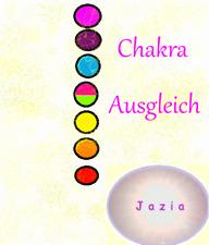 Chakren Ausgleich mit JAZIA