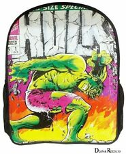 Marvel Backpack Retro Bags for Men