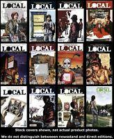 Local 1-2 2 3 4 5 6 7 8 9 10 11 12 Complete Set Run Lot 1-2-12 VF/NM