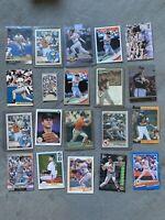 Cal Ripken Jr Baltimore Orioles HOF Lot Of 165 Cards