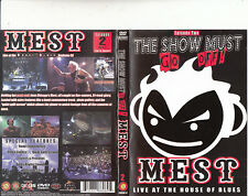 Mest:Live At The House of Blues-2002-The Show Must Go Off 2-Music Band M-DVD