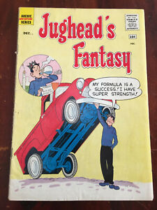 JUGHEADS FANTASY No 3      BY ARCHIE  PUBLICATIONS VG/F  (5.0) 1960