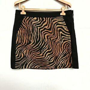 POLO GOLF RALPH LAUREN Tiger Stripe Skirt Shorts Skort – Size 10 ~ M