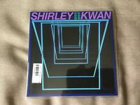 "Shirley Kwan (關淑怡) – Night Maze (夜迷宮) Limited 7"" Color Vinyl Single Numbered"