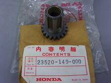 NOS Honda Gear 19T 1977-1979 XL75 1977-1978 XR75 23520-149-000