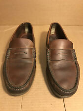 87086e9c5de Red Wing Mens Size 9.5 Shoes Brown Leather Penny Loafer Slip On