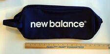 EUC Pre-owned New Balance Shoe Bag Navy Blue Golf Gym Yoga Running Sports