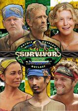 SURVIVOR 17 (2008) GABON - EARTH'S LAST EDEN - US TV Season Series - NEW DVD R1