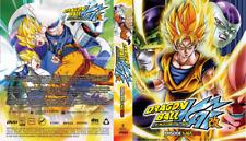 DVD ~ Dragon Ball KAI ( Episode 1 - 167 End ) ~ English Dub + Sub