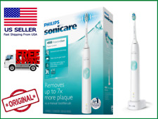 New Philips Sonicare ProtectiveClean 4100 WHITE Electric Toothbrush US Stock