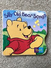Pooh Silly Old Bear Songs Board book