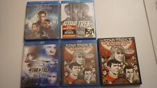 Lot of 4 Star Trek, Origins, Into the Darkness and II The Wrath of Khan Sealed