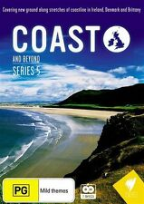 Coast And Beyond : Series 5 (DVD, 2011, 2-Disc Set) New  Region Free