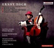 Toch: Bunte Suite / Mozart Transcriptions / Cello Concerto, New Music