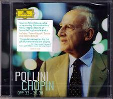 Maurizio Pollini: Chopin Piano Sonata ballata Impromptu no. 2 valse op.34 trecce