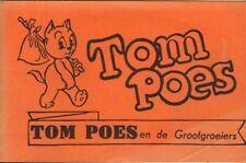 TOM POES EN DE GROOTGROEIERS - Marten Toonder (1974)