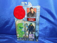X-Men the Movie Ray Park as Toad Action Figure Still Sealed Signed Toy Biz 2000