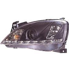 Scheinwerfer Set Opel Corsa C Bj. 00-06 LED klar/schwarz Dragon Lights 1003016
