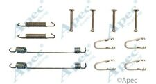 Ford - Fiesta MK4 MK5 2002-2008 Rear Brake Shoe Fitting Kit Springs APEC 1522222