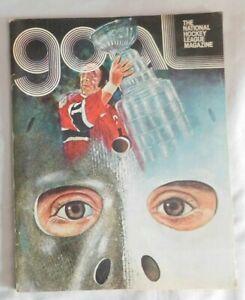 1976 Philadelphia Flyers Vs Colorado Rockies Program 12/19/76