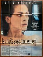 Plakat Les Nuits Avec My Enemy Joseph Ruben Julia Roberts 120x160cm