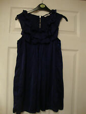 New Look blue top size 12