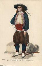 15 Homme de Douarnenez Anciens Costumes Bretons French France Folklore Fashion