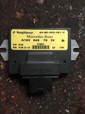 MERCEDES W163 ML 270 CDI AUTO TRANSFER BOX ECU CONTROL A1635457932