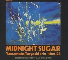 Tsuyoshi Yamamoto Trio - Midnight Sugar (Limited Edition 24K Gold CD)