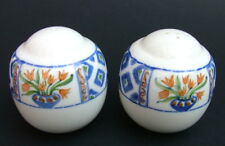 Marks & Spencer Toscana Pattern by Royal Doulton Salt & Pepper Shakers - in VGC