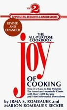 The Joy of Cooking: Volume 2: Appetizers, Desserts and Baked Goods
