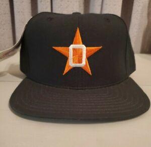 Osceola Astros New Era Snapback Hat Cap NWT Vintage MiLB Deadstock Houston