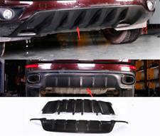 Carbon Fiber Bumper Fit Front Rear Board Guard For Porsche Cayenne 2015-2017