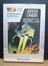 JUPITER LANDER - VIC 20 - COMMODORE - NUOVO NEW OLD STOCK - 1981 Vintage
