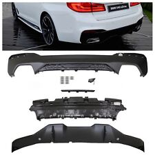 2017 & UP BMW G30 G31 G32 5 SERIES M PERFORMANCE DIFFUSER M SPORT PACKAGE TYPE 2