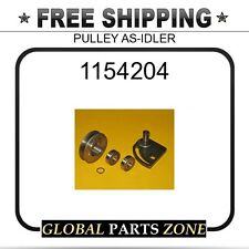 1154204 PULLEY AS - IDLER for Caterpillar (CAT)