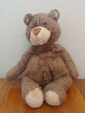 "Rare Gund Teddy Bear Stuffed Animal Plush Timber 18"" #15158 Great Condition"