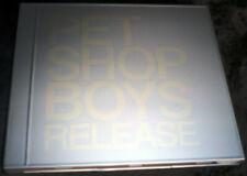 "Pet Shop Boys-release – 2002 CD album Limited Edition ""red""! sintetizadores electro"